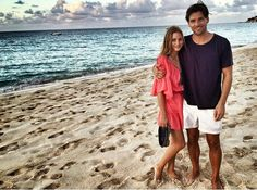 Olivia Palermo on holiday in Palm Springs