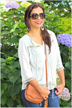 Devon: I do like the style of this shirt and the detail in the sleeves and neckline
