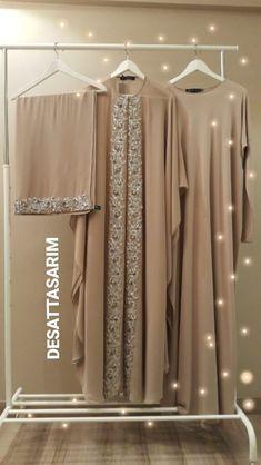 Arab Fashion, Islamic Fashion, Muslim Fashion, Modest Fashion, Fashion Dresses, Muslim Dress, Hijab Dress, Hijab Outfit, Mode Abaya