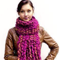 howto on turtleneck scarf