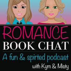 Love romance? Join us for informal chats with best-selling authors, then subscribe and share our new podcast with other romance book lovers!