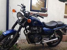 My nighthawk 1986 cb450sc