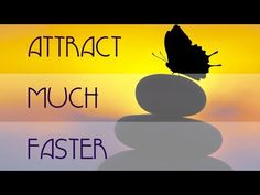 How to Manifest Faster - Abraham Hicks - YouTube