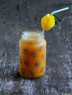 Tres smoothies frutales: Miicakes