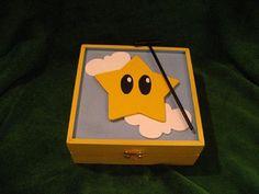 Mario Zen Garden box