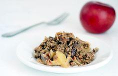 Pecan Apple Crisp paleo recipe