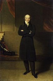 George Canning (1770-1827). Perhaps the modt brilliant of William's political protégés, also later a prime minister.