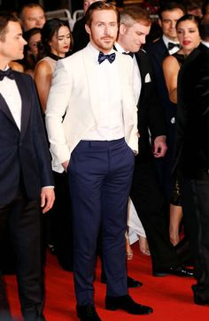 The Ryan Gosling Style Lookbook | FashionBeans