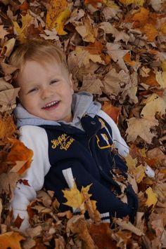 Boys photography kids photos fall Do it yourself