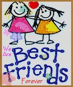 Send this cute card to your #bestfriend & relive your childhood days with…