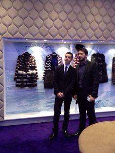 Vladimiro Gioia Fashion Show at Harvey Nichols Kuwait  ❤️