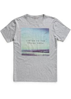 Got this one, very comfortable 'cause of it's high-quality cotton. I wear it on those blue jeans I already Pin, but it really fits on everything. Casual, of course, but the beautiful image and quote will give you a soft touch of elegance in everyday life.