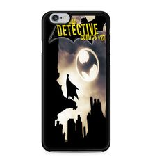 Batman Detective Comics Covers For Iphone 6 Iphone 6S Case