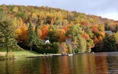 Les couleurs de l'été indien au Québec, CANADA - Claude Dupras - Picasa Albums Web