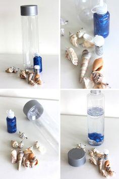 Ocean discovery bottle