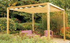 Gazebo tent pergola canopy canvas garden shelter barbecue gazebo timber framed jpg - Tent tuin pergola ...