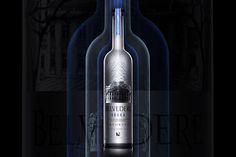Belvedere Vodka shot by 8183 Studio. Kansas City, MO