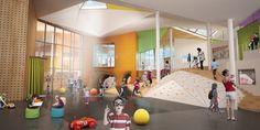 kindergarten design - بحث Google