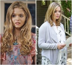 Sasha Pll different now and then
