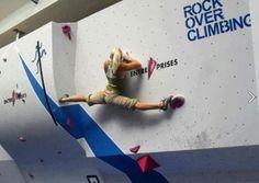 Climb like a girl (Sierra Blair-Coyle)