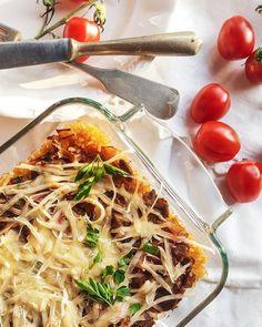 Rakott #bulgur !😍🌱 Spaghetti, Ethnic Recipes, Food, Bulgur, Essen, Meals, Yemek, Noodle, Eten