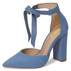 99ab53cc94a3b 15 Best chunky heel pumps images | Chunky heel pumps, Fashion Shoes ...