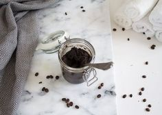 fertiges Peeling - DIY Kaffee Peeling selber machen