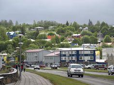 Akureyri City