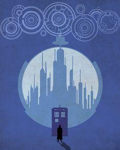 Doctor Who by Nscorpio13.deviantart.com on @DeviantArt