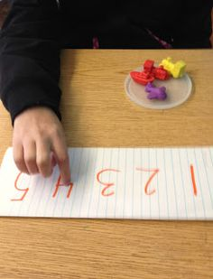 The Autism Tank: Counting with Non-Verbal Learners