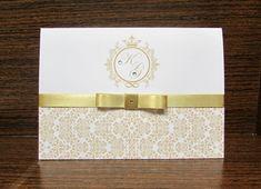 Convite De Casamento Barato Personalizado De Luxo - R$ 1,54 no MercadoLivre