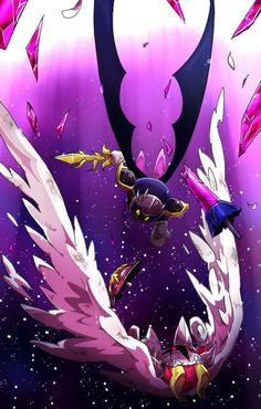 Save him Meta Knight! Meta Knight, Knight Art, Super Smash Bros, Steven Universe, Kirby Character, Nintendo World, Geek Games, Video Game Art, Anime