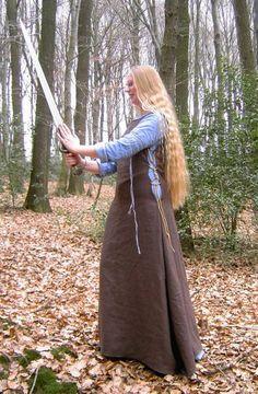 Eowyn Refugee Outfit 2 by Lady--Eowyn