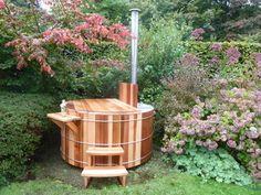 Storvatt Hottub, de authentieke Red Cedar Hot Tub! - HOTTUBSelect.nl Red Cedar, Hot