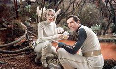 Martin Landau and Barbara Bain in Space: 1999.