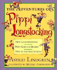 The Adventures of Pippi Longstocking - Mollie's bedtime read-to-me story