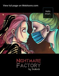 Nightmare Factory Teaser by SnaiLords on DeviantArt