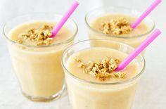 Spiked Almond Joy Milkshakes — Punchfork | Summer | Pinterest ...