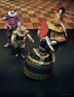 """""""Celos y Agravios"""", de Francisco de Rojas Zorrilla. Versión y dirección de Liuba Cid para Mephisto Teatro."""
