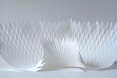 Galerie / Matthew Shlian, paper engineer / étapes: design & culture visuelle