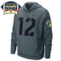 Nike Army Rivalry Hoodie Sweatshirt