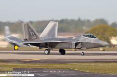 05-4084 / TY - Lockheed Martin F-22A Raptor - 95th FS, 325th FW, ACC, USAF