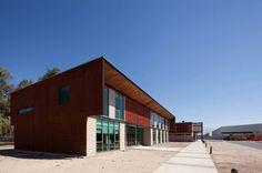 Revesol Industrial Plant / Vicente Justiniano Arquitectos - Pro Furniture