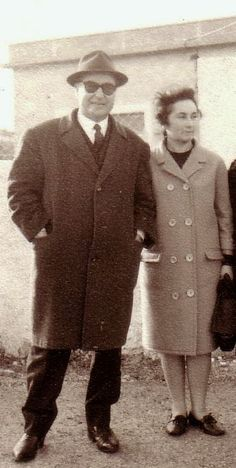Ζερβάκης Γεώργιος και Ελένη Παπουτσάκη...Ελενίτσα