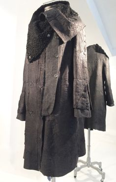 NEWyesterday - reworked fur fashion, reversible, one of a kind