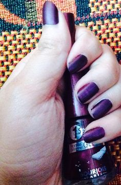 Lovely bourjois color.