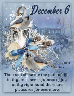 Holiday Quotes Christmas, Christmas Bible Verses, Christmas Blessings, Christmas Scenes, 12 Days Of Christmas, Christmas Greetings, Christmas Messages, Psalms 16 11, December Calendar