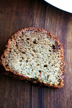 applesauce - yogurt cake