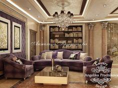в КП «Villagio Estate» Дизайн интерьера коттеджа в стиле арт-деко в КП «Villagio Estate» - фото Furniture, House Design, Luxury Living Room, Luxury Living Room Design, Mansion Interior, Interior Design Dubai, Luxury Design, Luxury Living, Interior Design