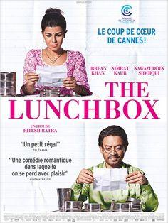 """The Lunchbox"", une romance bollywoodienne de Ritesh Batra avec Irrfan Khan, Nimrat Kaur & Nawazuddin Siddiqui (12/2013) <3<3<3<3"